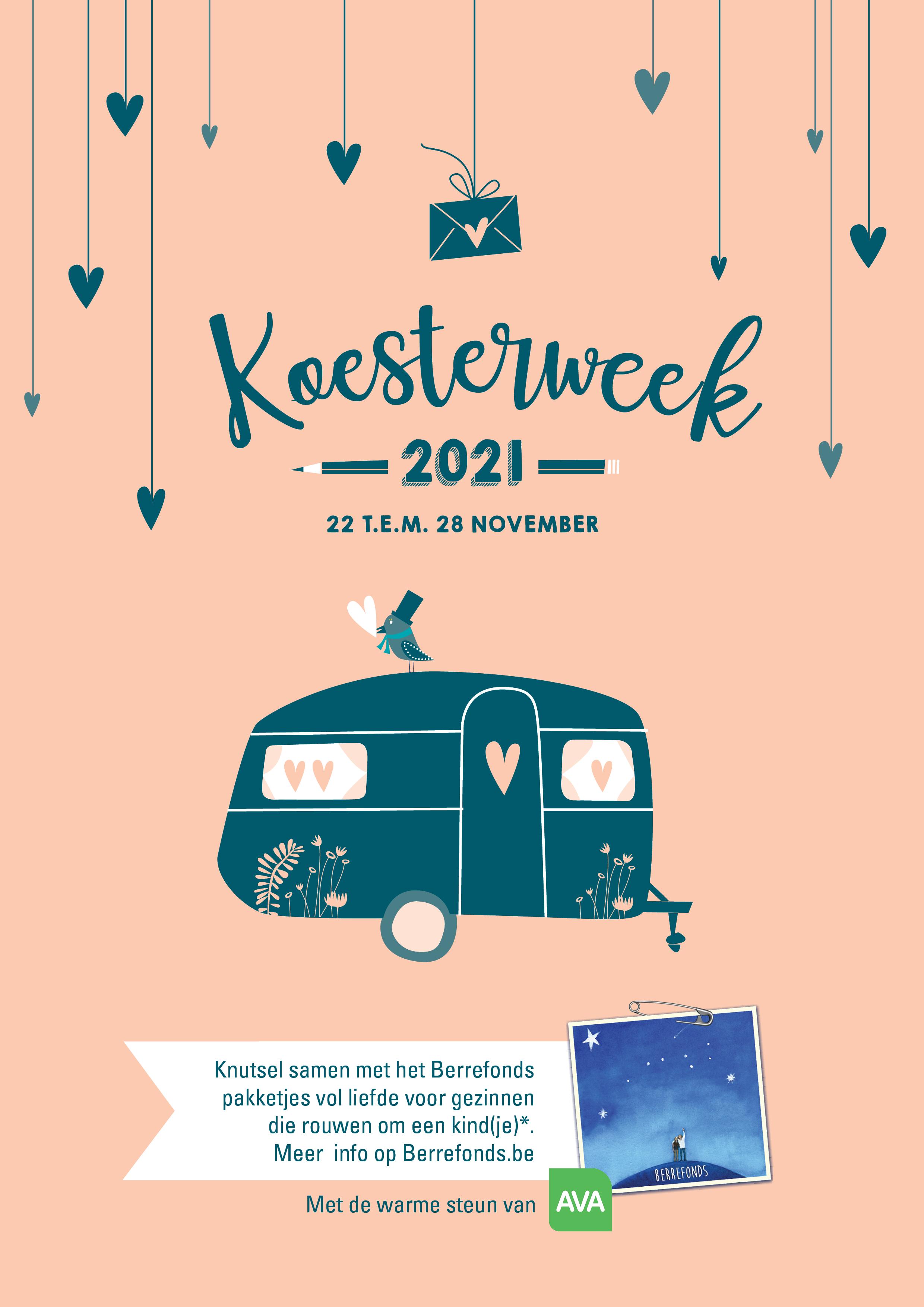 Koesterweek 2021